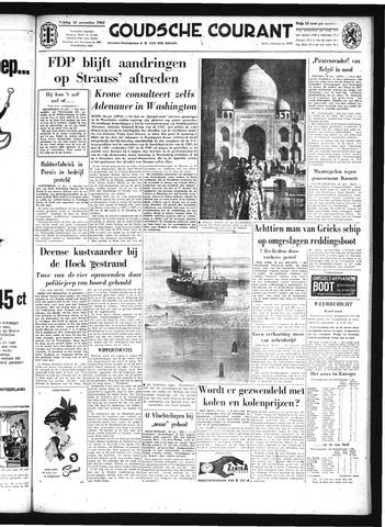 Goudsche Courant 1962-11-16