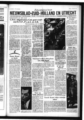 Schoonhovensche Courant 1965-03-26