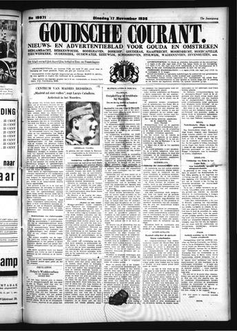 Goudsche Courant 1936-11-17