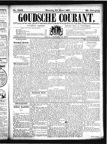 Goudsche Courant 1911-03-20
