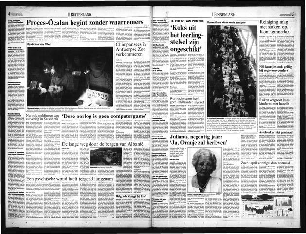 Goudsche Courant 1999-04-30