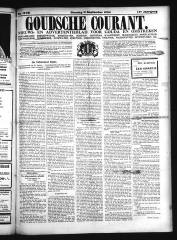 Goudsche Courant 1934-09-11