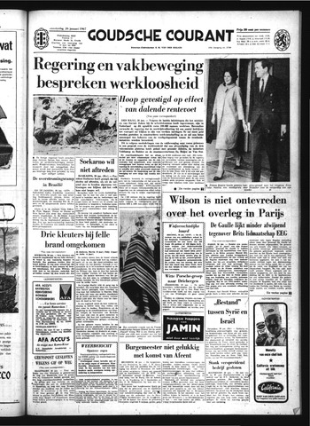 Goudsche Courant 1967-01-26
