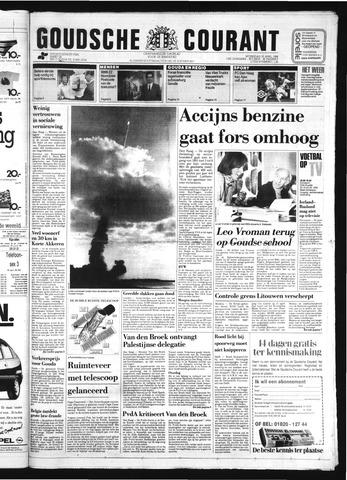 Goudsche Courant 1990-04-25