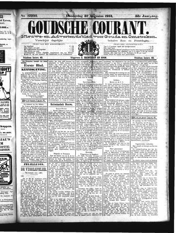 Goudsche Courant 1913-08-21
