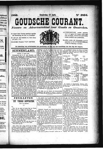 Goudsche Courant 1889-04-18