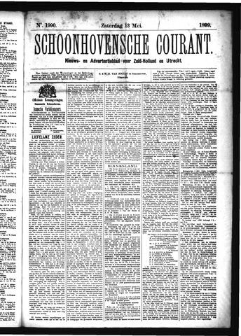 Schoonhovensche Courant 1899-05-13
