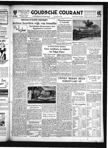 Goudsche Courant 1952-01-21