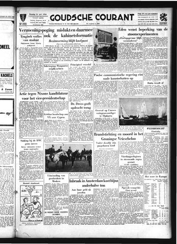 Goudsche Courant 1956-07-24