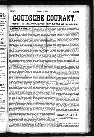 Goudsche Courant 1885-05-03