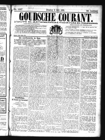 Goudsche Courant 1920-07-06