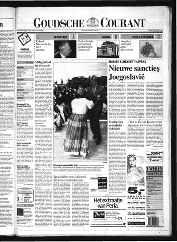 Goudsche Courant 1992-11-17
