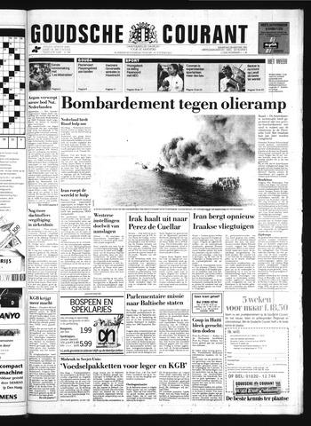 Goudsche Courant 1991-01-28