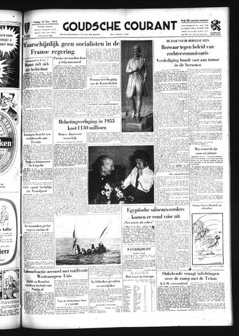 Goudsche Courant 1954-11-12