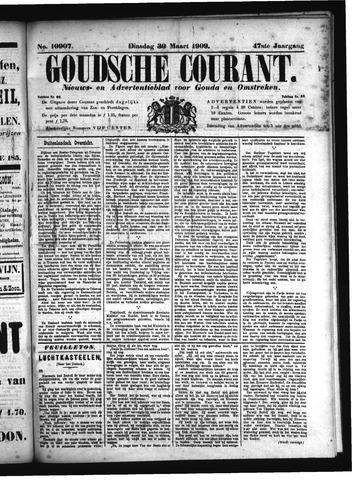 Goudsche Courant 1909-03-30