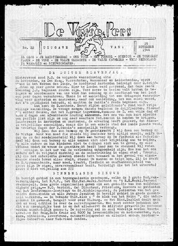 De Vrije Pers 1944-11-25
