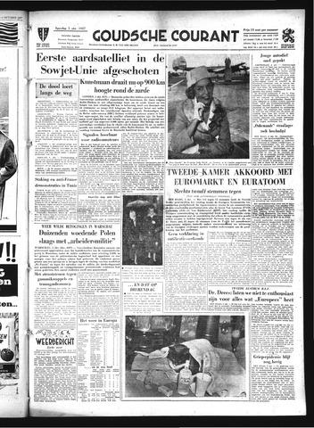 Goudsche Courant 1957-10-05