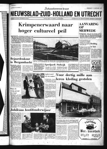 Schoonhovensche Courant 1975-01-17