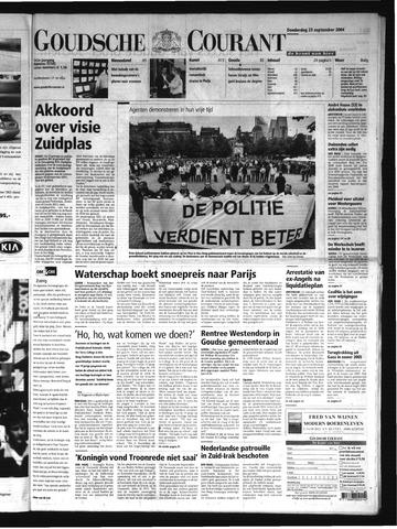 Goudsche Courant 2004-09-23