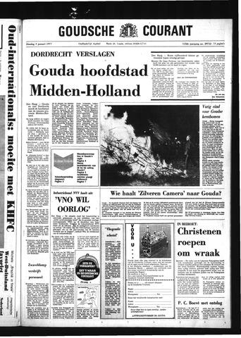 Goudsche Courant 1977-01-04