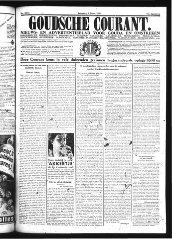 Goudsche Courant 1939-03-04