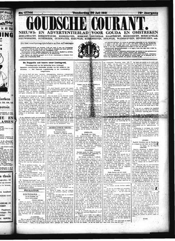 Goudsche Courant 1931-07-30