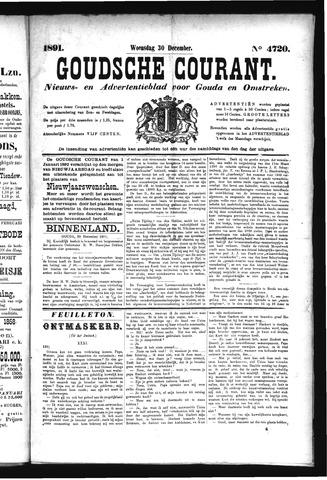 Goudsche Courant 1891-12-30