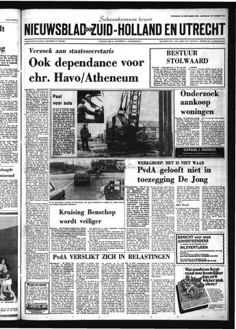 Schoonhovensche Courant 1976-12-22