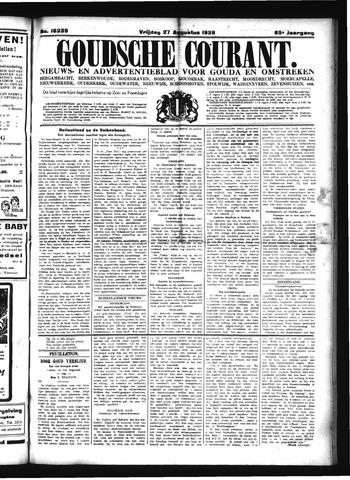 Goudsche Courant 1926-08-27
