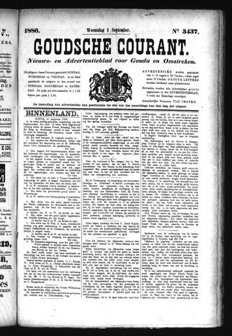 Goudsche Courant 1886-09-01