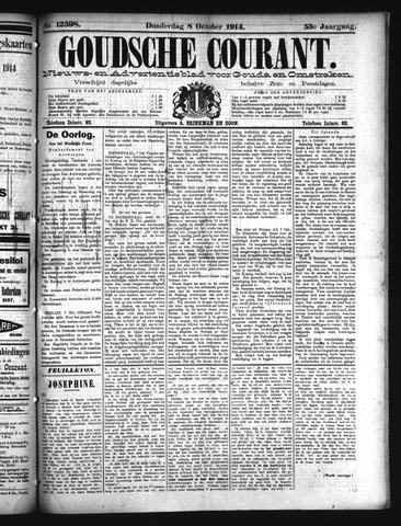 Goudsche Courant 1914-10-08