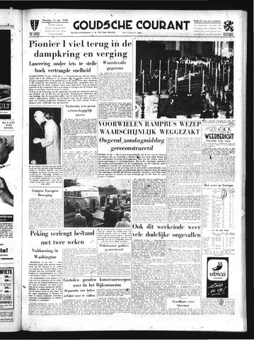 Goudsche Courant 1958-10-13
