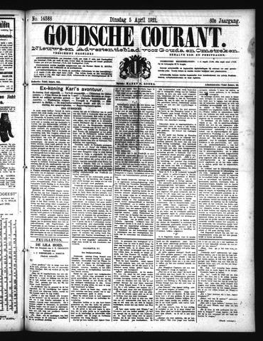 Goudsche Courant 1921-04-05