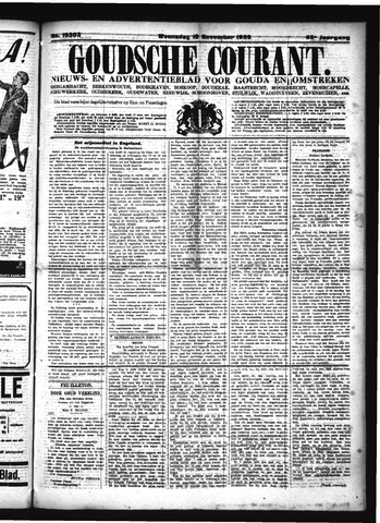 Goudsche Courant 1926-11-10