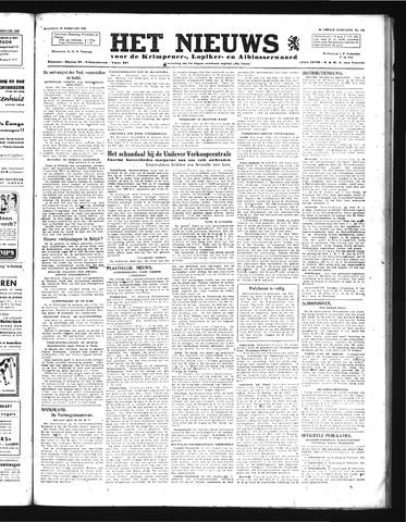 Schoonhovensche Courant 1946-02-25