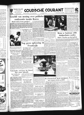 Goudsche Courant 1953-08-19