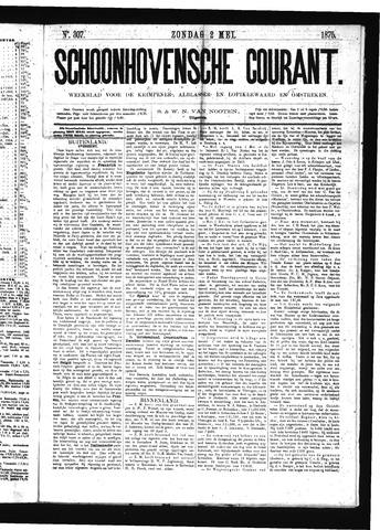 Schoonhovensche Courant 1875-05-02