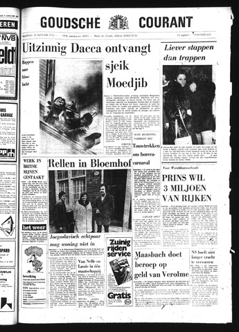 Goudsche Courant 1972-01-10