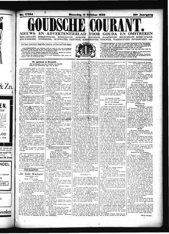 Goudsche Courant 1930-10-13