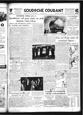 Goudsche Courant 1953-06-16