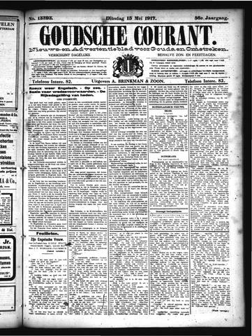 Goudsche Courant 1917-05-15