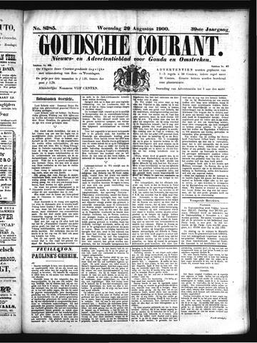Goudsche Courant 1900-08-29