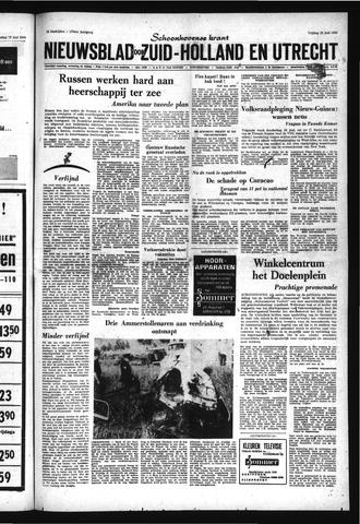 Schoonhovensche Courant 1969-06-20