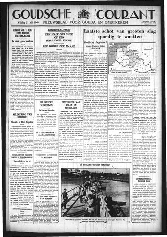 Goudsche Courant 1940-05-31