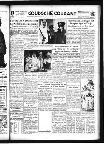 Goudsche Courant 1954-03-22