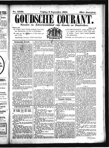 Goudsche Courant 1910-09-09