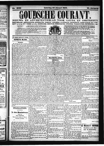 Goudsche Courant 1923-01-20