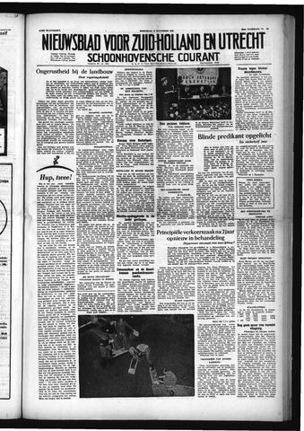 Schoonhovensche Courant 1953-11-18