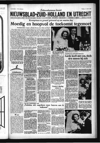 Schoonhovensche Courant 1966-03-11