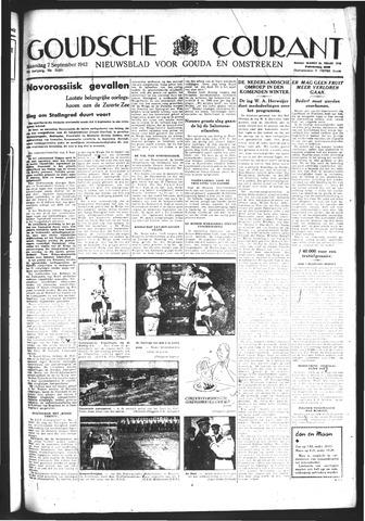 Goudsche Courant 1942-09-07